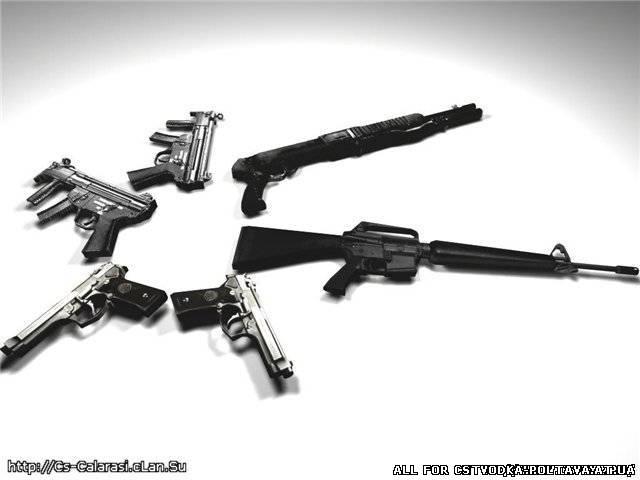 Пак новых моделей и звуков для Counter-Strike 1.6