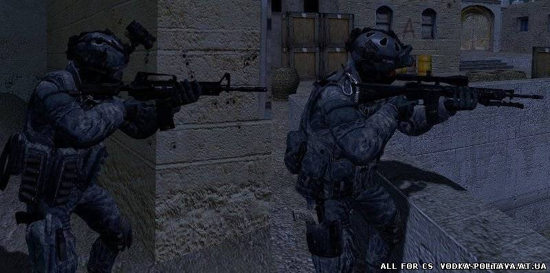 MW2 Elite factions all ACU-army