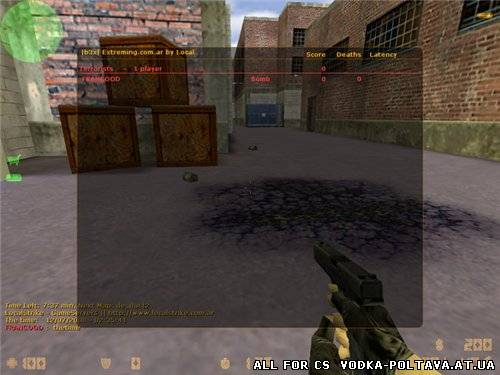 Чит myAC NO SMOKE для CS-1.6