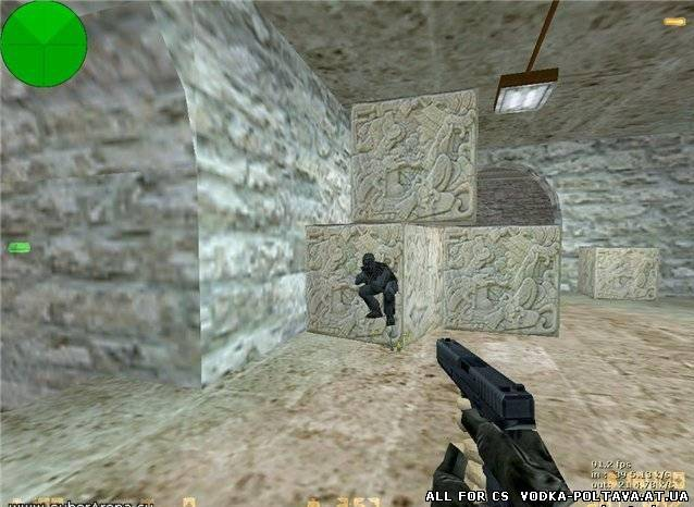 Wallhack в Counter-Strike 1.6 New__2010