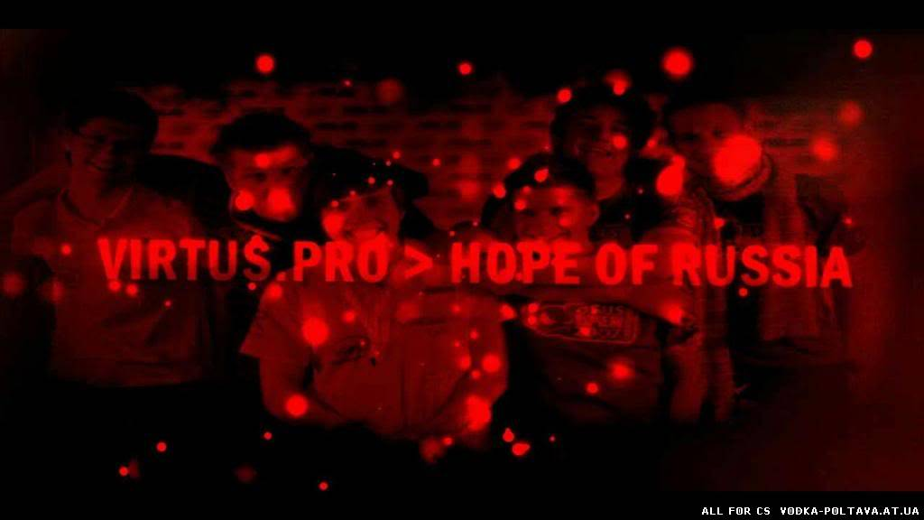 Virtus pro Hope Of Russia