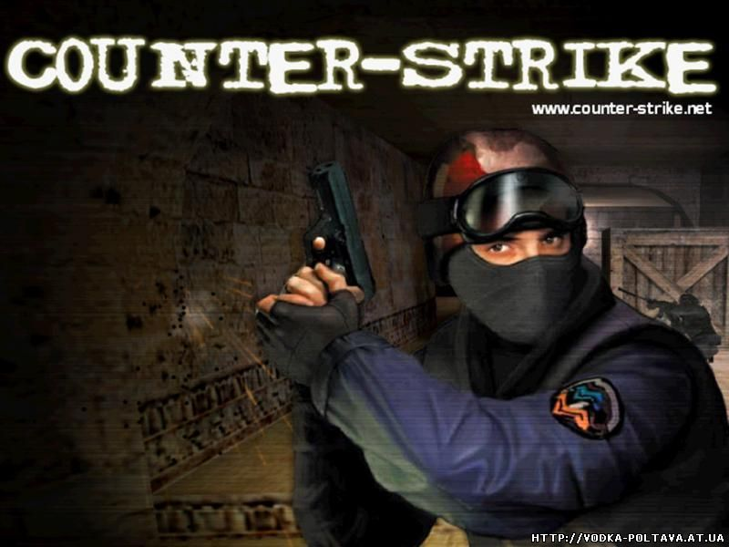 Скачать Counter-Strike 1.5